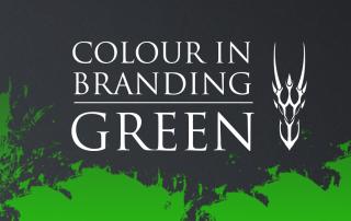 Colour in Branding - Green