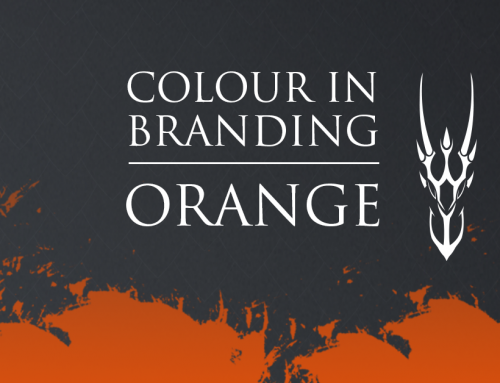 Colour in Branding – Orange