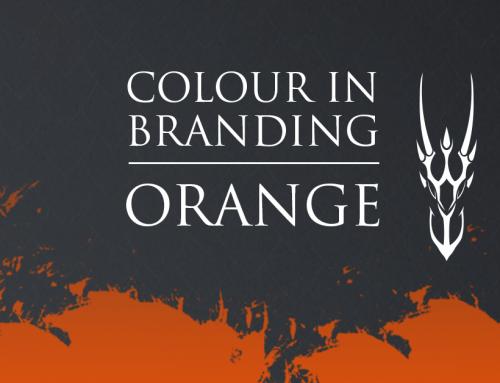 Colour in Branding – Orange
