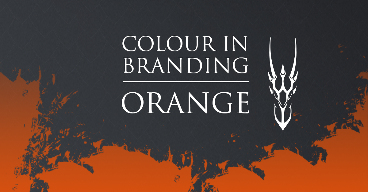 Colour in Branding Orange Psychology Cover