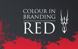 Colour in Branding Red Psychology Cover