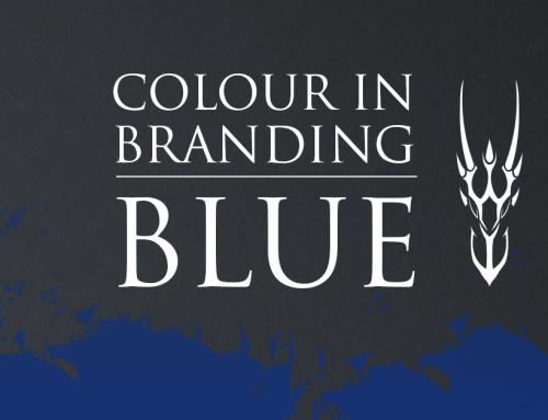 Colour in Branding – Blue
