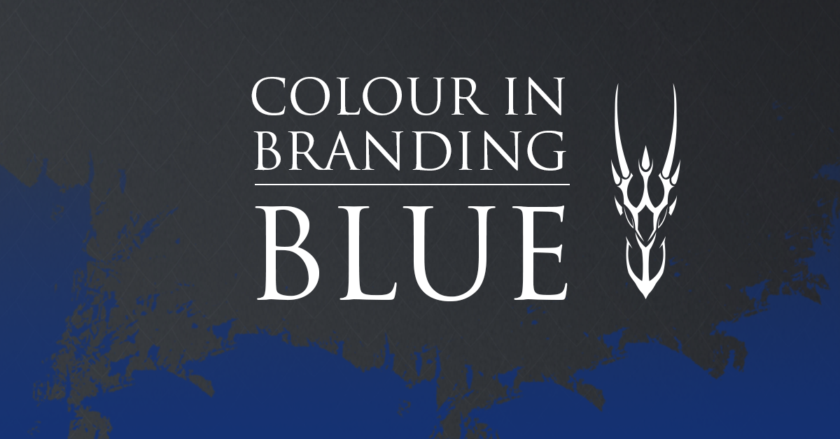 Colour in Branding Blue Psychology Cover