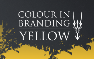 Colour in Branding Yellow