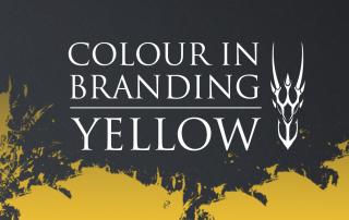 Colour in Branding Yellow